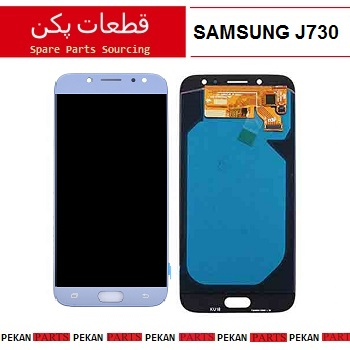 OLED SAMSUNG J7PRO J730 COM Blue