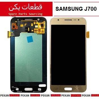 OLED SAMSUNG J700 COM GOLD