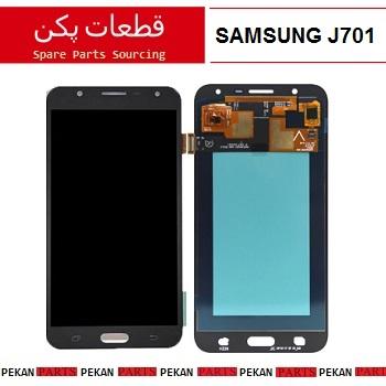 OLED SAMSUNG J7core J701 COM Black