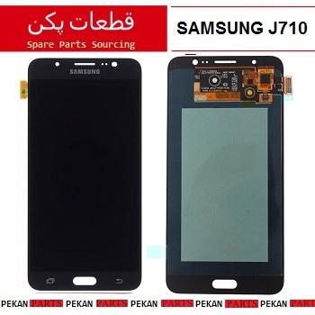OLED SAMSUNG J710 COM Black