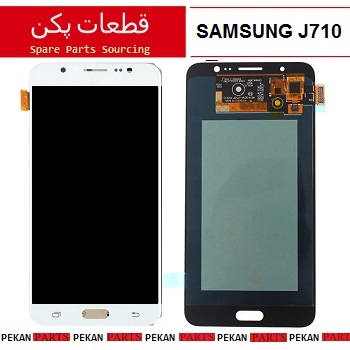 OLED SAMSUNG J710 COM White