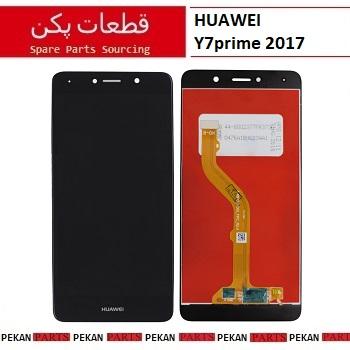 LCD HUAWEI Y7prime COM Black