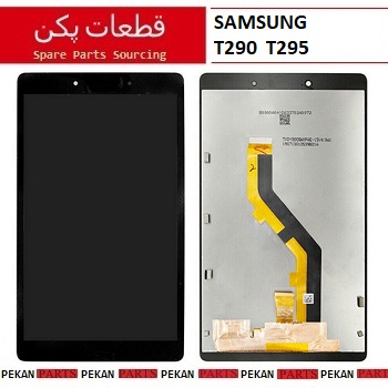 LCD SAMSUNG T290 T295 COM Black