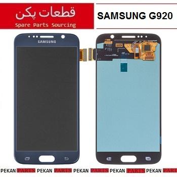 OLED SAMSUNG G920 COM Blue