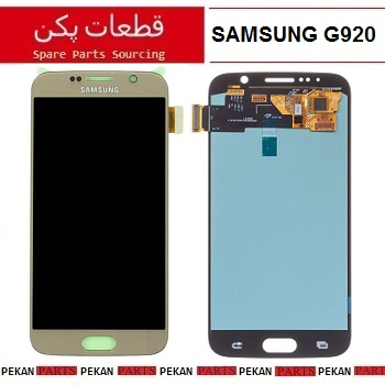 OLED SAMSUNG G920 COM Gold