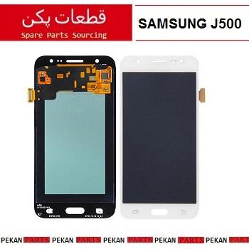 OLED SAMSUNG J500 COM White