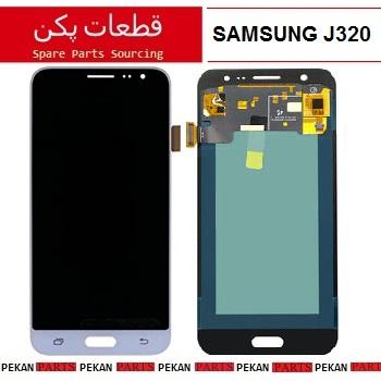 OLED SAMSUNG J320 COM White