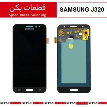 OLED SAMSUNG J320 COM Black