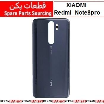 BACK/COVER XIAOMI Redmi Note8pro Black