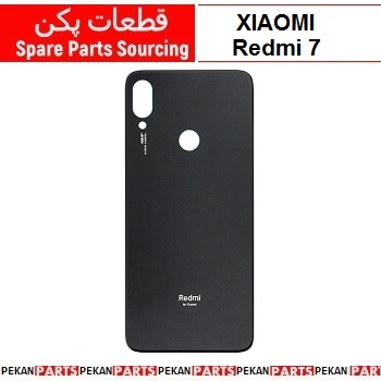 BACK/COVER XIAOMI Redmi 7 Black