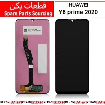 LCD HUAWEI Y6prime 2020 COM Black