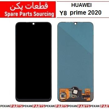 LCD HUAWEI Y8prime COM Black
