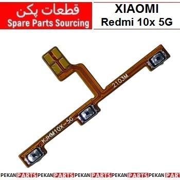 FLEX/POW/VOL XIAOMI Redmi 10x 5G