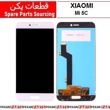 LCD XIAOMI Mi5C COM White