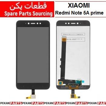LCD XIAOMI Redmi Note5A Prime COM Black