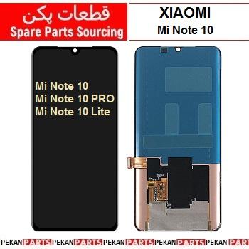 LCD XIAOMI MiNote10 /Pro/Lite COM BLACK