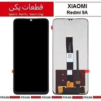 LCD XIAOMI Redmi 9A COM Black