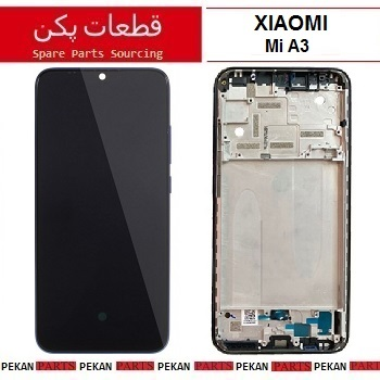 LCD XIAOMI MiA3 COM+F Black