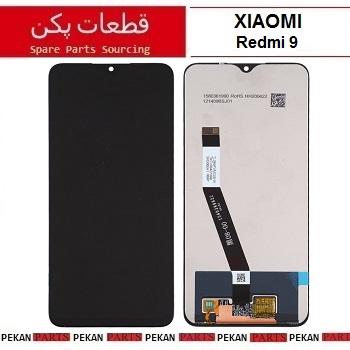 LCD XIAOMI Redmi 9 COM Black