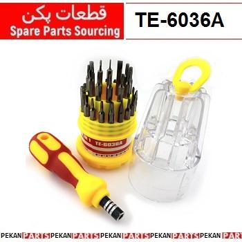 TLS جعبه آچار TE-6036A