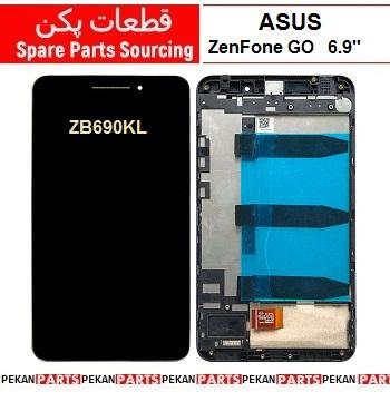 LCD ASUS zf GO 6.9 ZB690KL Z171 L001 COM+F Black