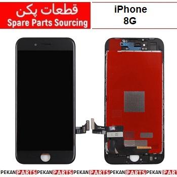 LCD iPhone 8G COM Black